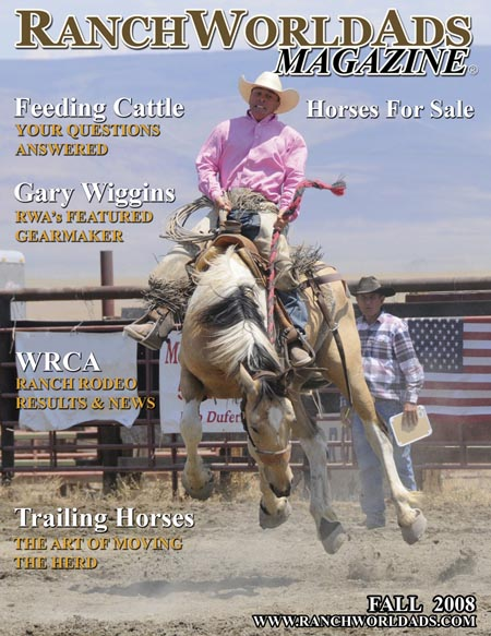 First Issue - RanchWorldAds Magazine